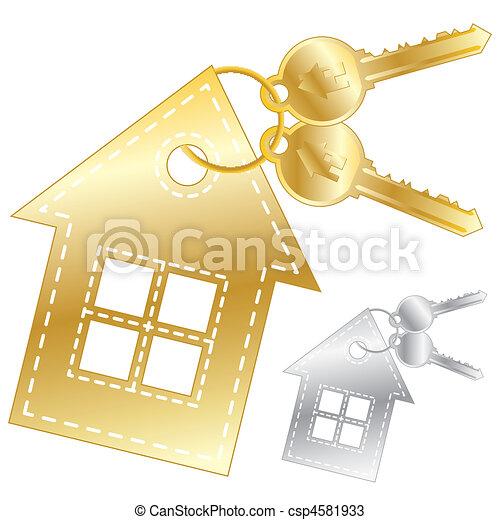 House icon - csp4581933