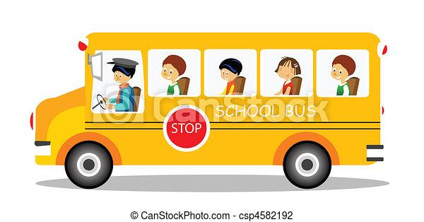 School Bus Drawings School Bus School Bus on Its