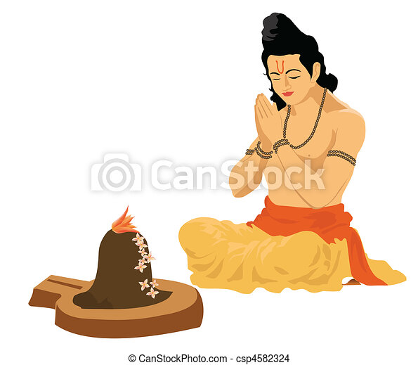 religious prayers - csp4582324
