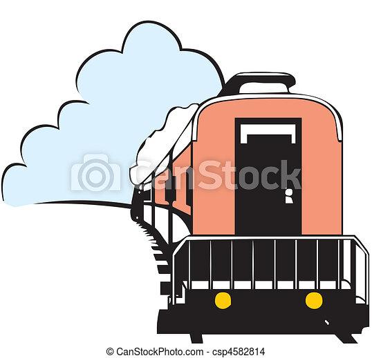 railway travel - csp4582814