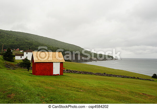 Cape Breton Highlands - csp4584202