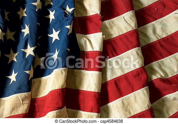 US Flag - csp4584638