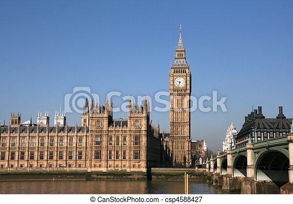 London - csp4588427