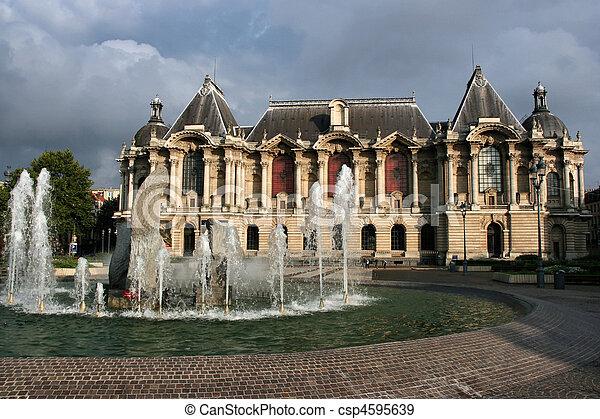 Lille - csp4595639