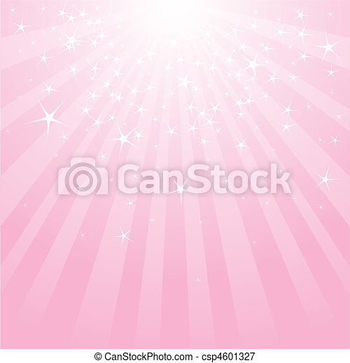 Abstract pink stars and stripes - csp4601327