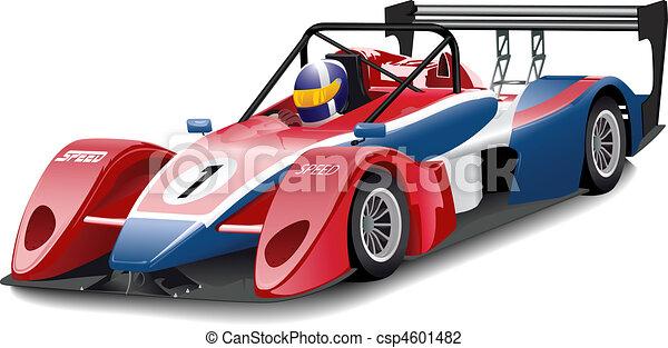 Race car - csp4601482