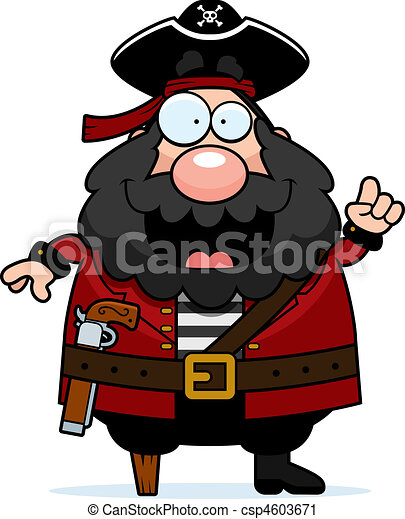 Pirate Idea - csp4603671
