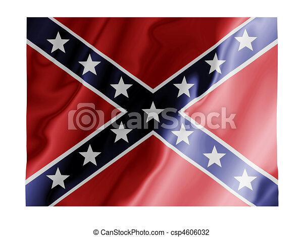 Confederate fluttering - csp4606032