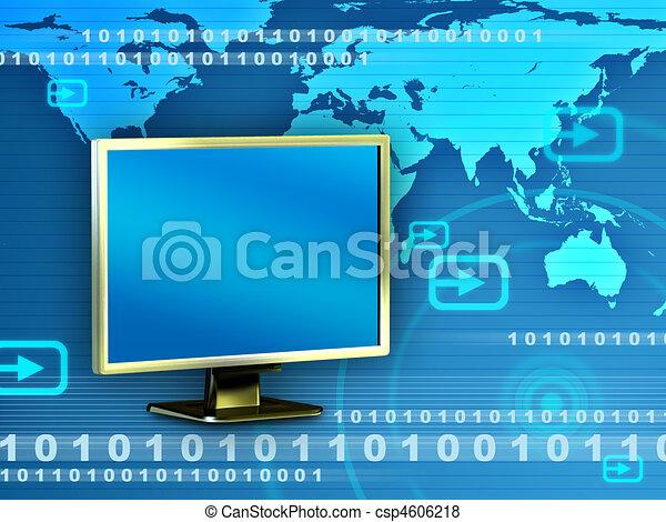 World monitor - csp4606218
