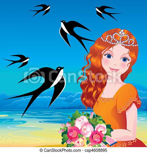 Princess. - csp4608895