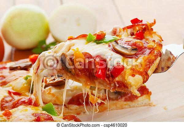 Pizza slice - csp4610020