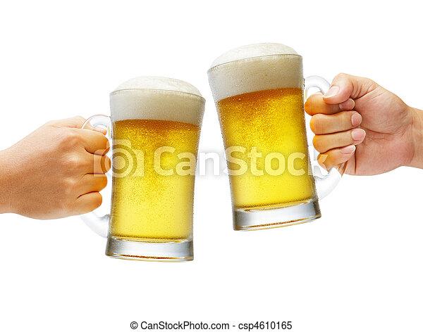 cheers with beers - csp4610165