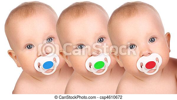 Babies - csp4610672