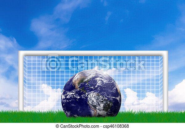 Business target concept, marketing strategy and planning, Elements of this image furnished by NASA