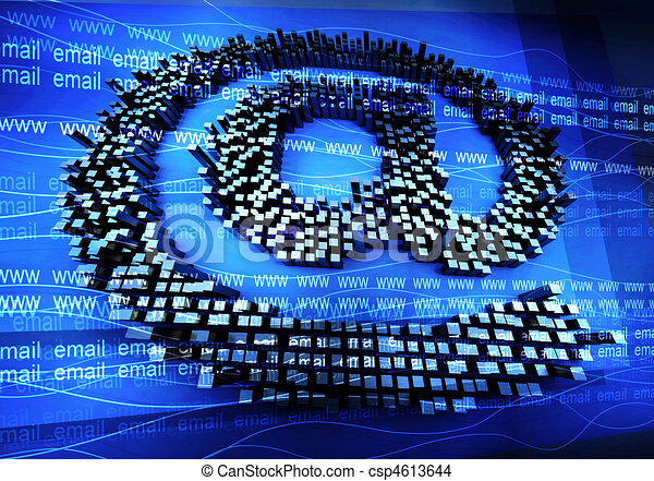 internet concept - csp4613644