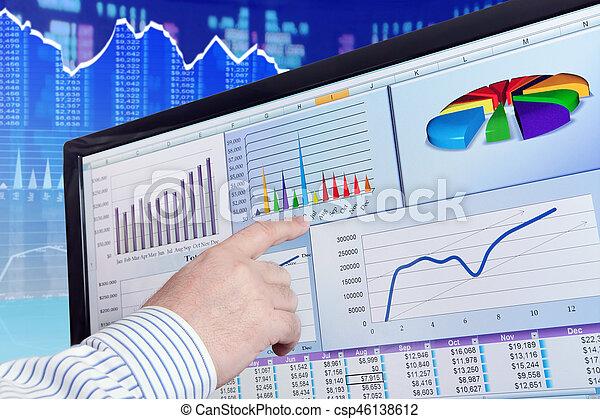 Analyzing Data on Computer - csp46138612