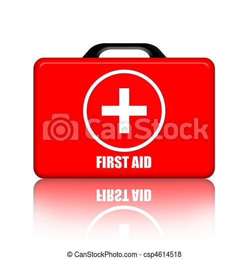 First Aid Kit - csp4614518