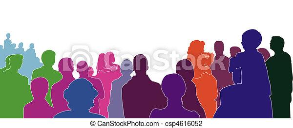 audience - csp4616052