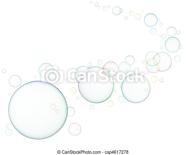 soap bubbles - csp4617278