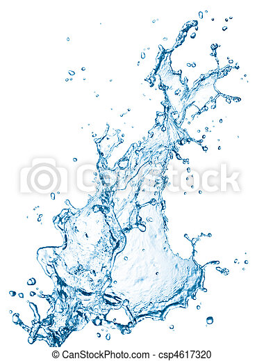 water splash - csp4617320