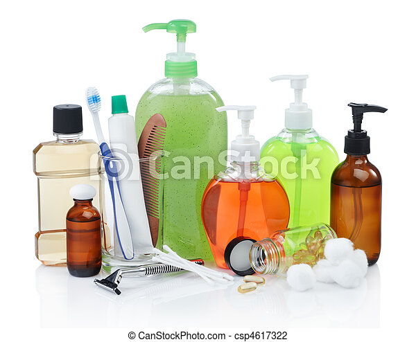 personal hygiene products - csp4617322