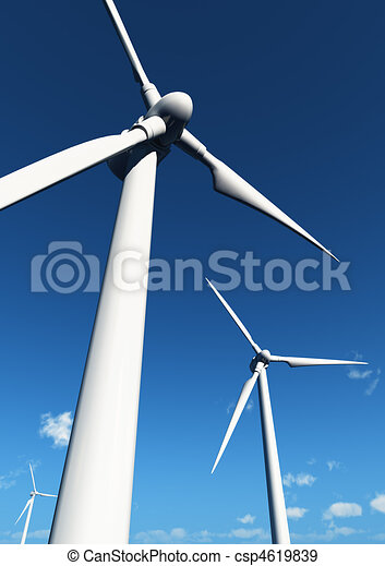 clean energy - csp4619839