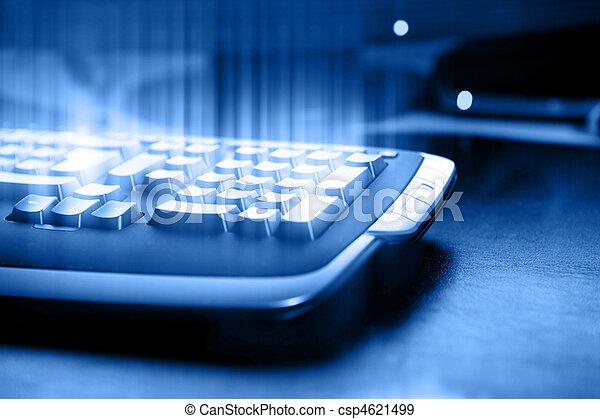 電腦, 鍵盤 - csp4621499