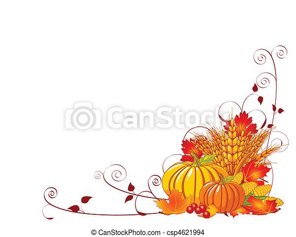 Bountiful Harvest - csp4621994