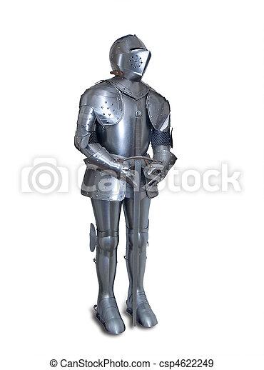 Suit of armor - csp4622249