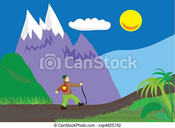 Hike - csp4625742