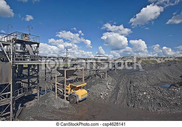 Coal sorting - csp4628141