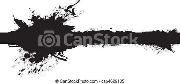 splash  - csp4629105