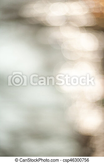 Beautiful Nature blurred light abstract background - Natural outdoors bokeh background with soft effect