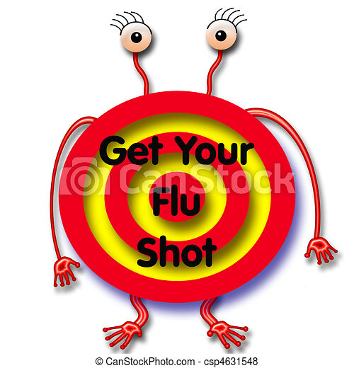 Clip Art Flu Shot Clipart flu shot illustrations and clip art 531 royalty free humbug germ with angry eyes red target on