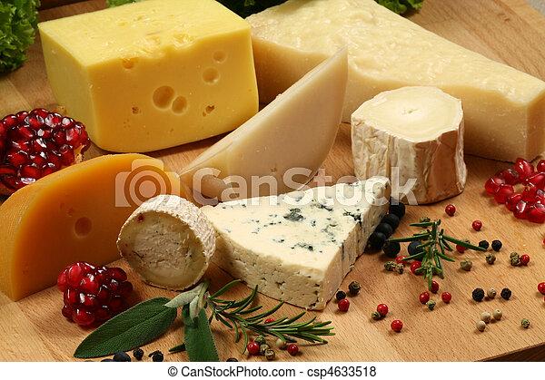 Cheese - csp4633518