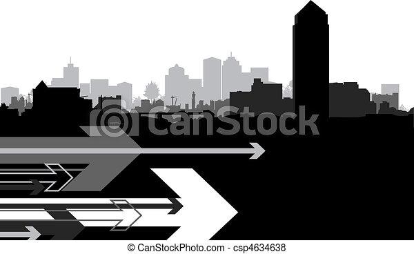 cityscape - csp4634638