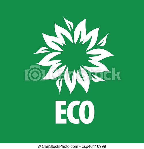 logo vector eco - csp46410999
