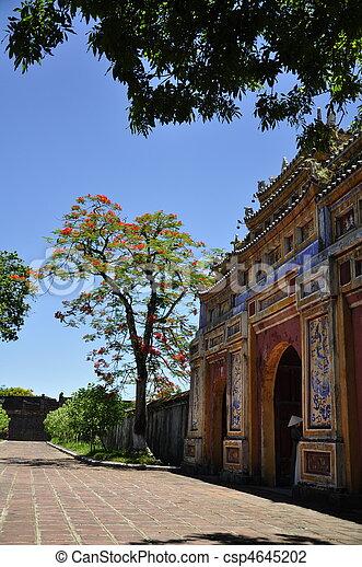 Hue Citadel Gate - csp4645202