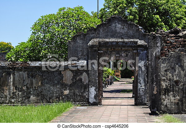 Citadel Gate - csp4645206