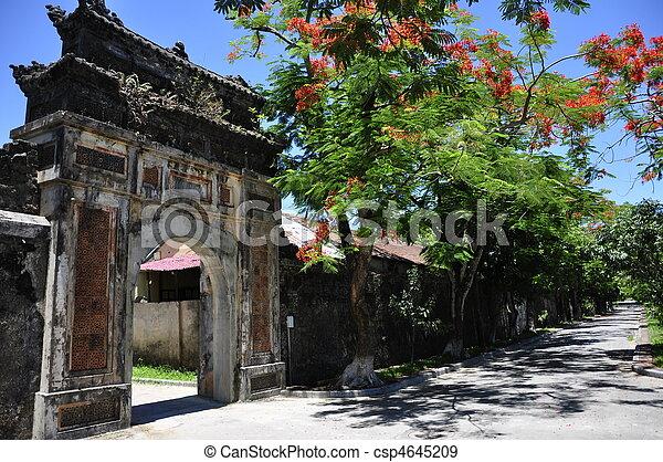 Hue Citadel Gate - csp4645209