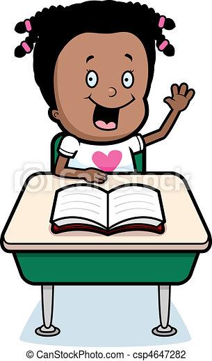 Child Student - csp4647282
