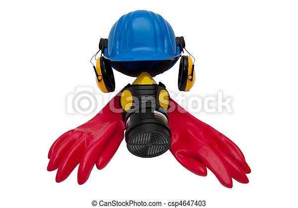 Protective equipment. - csp4647403