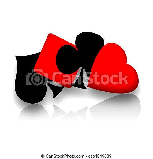 Playing Cards - csp4649639