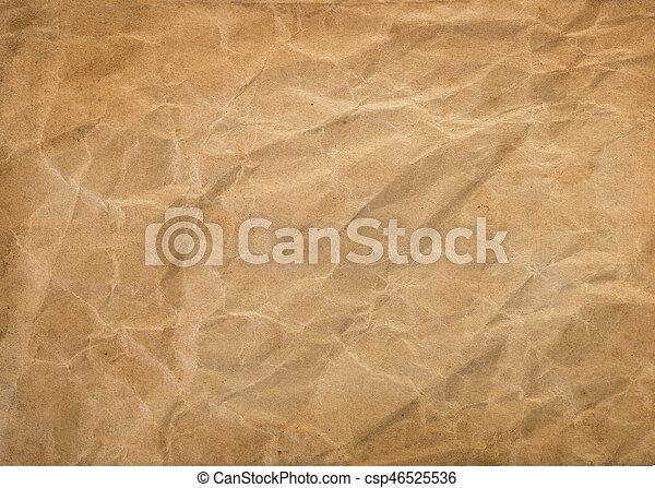 Old parchment - csp46525536