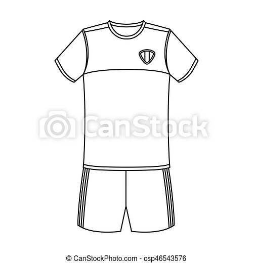 Form of the Belgian football team.The dark Belgian wolf. Belgium single icon in outline style vector symbol stock illustration. - csp46543576