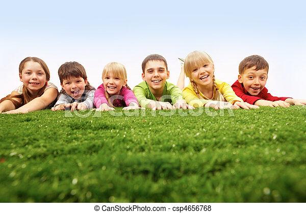 Kinder - csp4656768