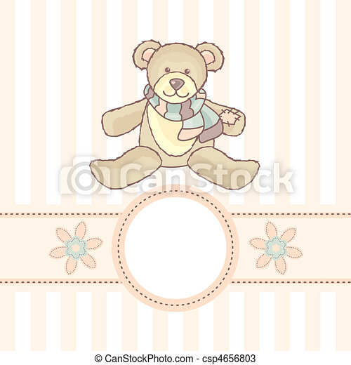 baby card - csp4656803