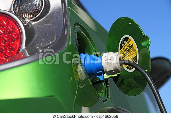 electric car - csp4662656