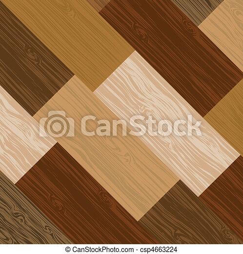 multicolored parquet - csp4663224