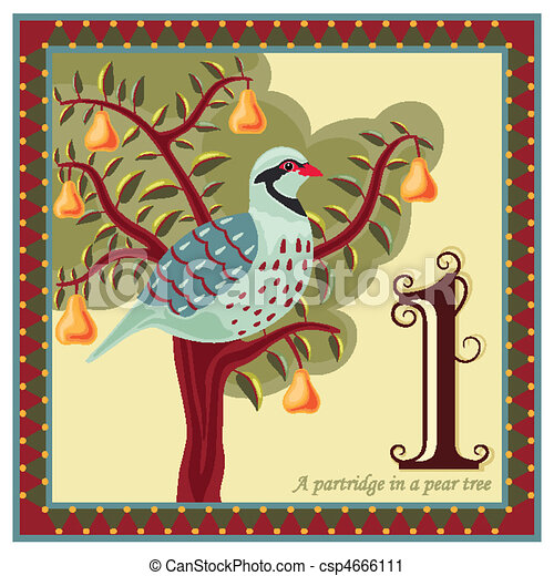 twelve days of christmas clipart rh worldartsme com 12 days of christmas web clipart twelve days of christmas cartoon pictures